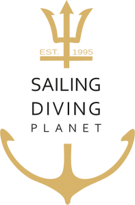 Sailing Diving Logo